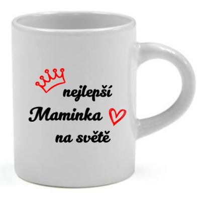 Hrnek NEJLEPŠÍ MAMINKA III