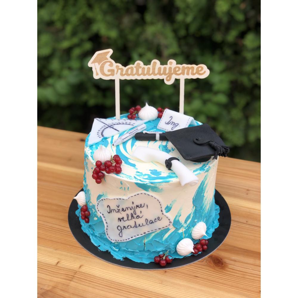 ZÁPICH na dort GRATULUJEME