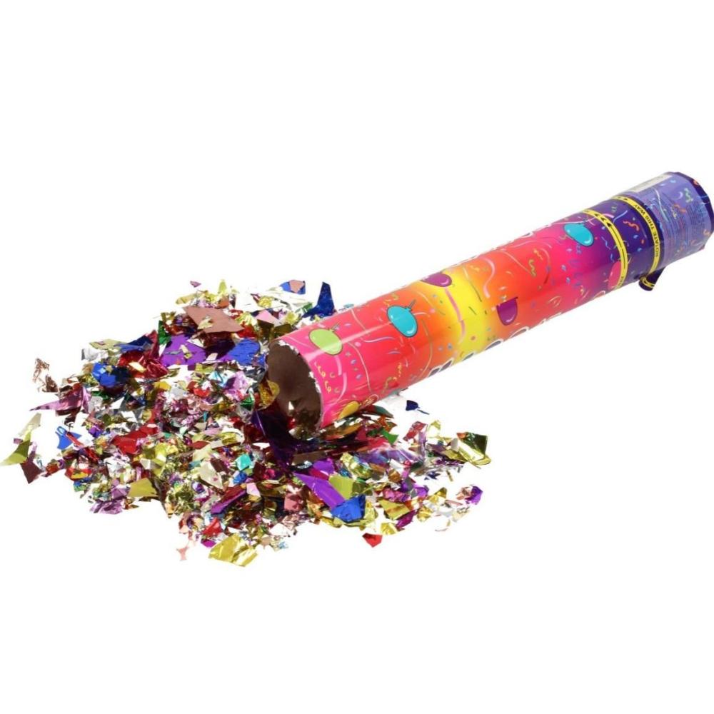 Vystřelovací konfety 30 cm