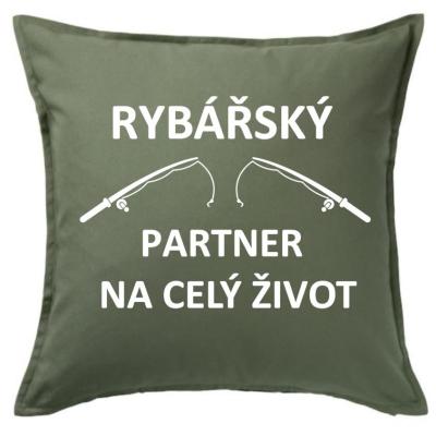 Polštář RYBÁŘSKÝ PARTNER