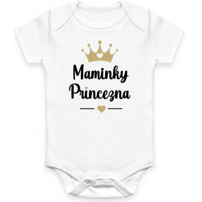 Dětské BODY Maminky princezna
