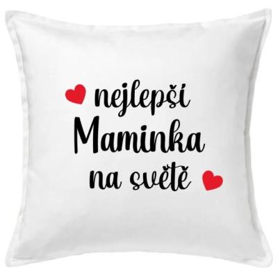 Polštář NEJLEPŠÍ MAMINKA II