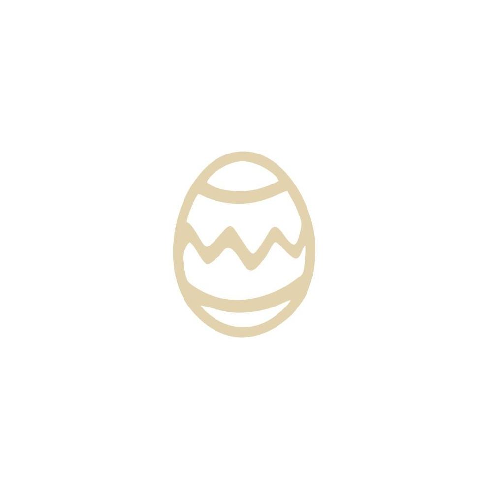 Dřevěné vajíčko
