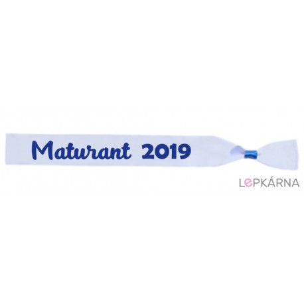 Šerpa MATURANT 2019