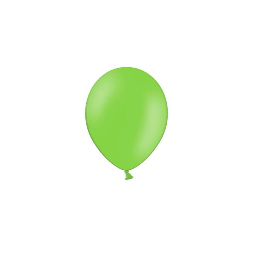 Balónek LIMETKOVĚ ZELENÁ